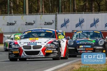 Eric van den Munckhof - BMW Z4 - Munckhof Racing / Vd Pas Racing