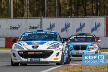 Chris Voet - Bart van den Broeck - Peugeot RCZ - TRAXX Racing