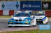 Ronald van Loon - Luuk van Loon - BMW E46 M3 - Blueberry Racing