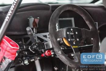 Dashboard Citroen DS3 R5 - Zuiderzeerally 2016
