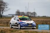 Ruurd Ochse - Fred Roelfsema - Honda Civic Type R FN2 R3 - Zuiderzee Short Rally 2016