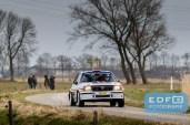 Janjur Monshouwer - Dolf Dekking - Opel Ascona 400 - Zuiderzee Short Rally 2016