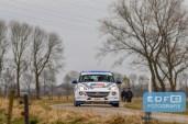 Rick Janse - Bart Stax - Opel Adam Slam R2 - Zuiderzee Short Rally 2016