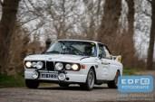 Wouter Koenderink - Kevin Wever - BMW 3.0 CSL - Zuiderzeerally 2016