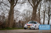 Marcel Vogelzang - Danny Hoekstra - BMW 325i E36 - Zuiderzee Short Rally 2016