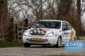 Rutger-Jan Hesselink - Marcel Hesselink - Citroen Xsara 2 VTS 2.0 16V - Zuiderzee Short Rally 2016