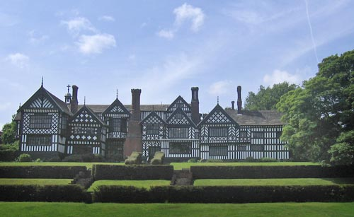 Bramall Hall, Bramhall, Stockport
