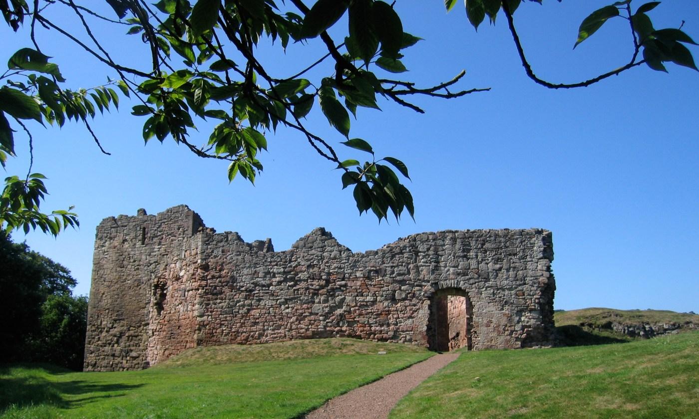 Hailes Castle - Scotland