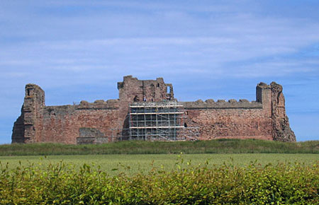 Tantallon Castle - Scotland