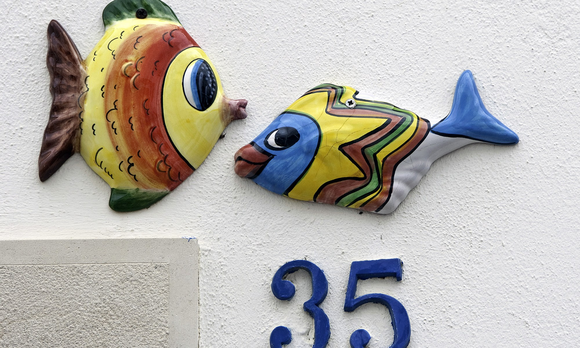 Two Fish at Number 35