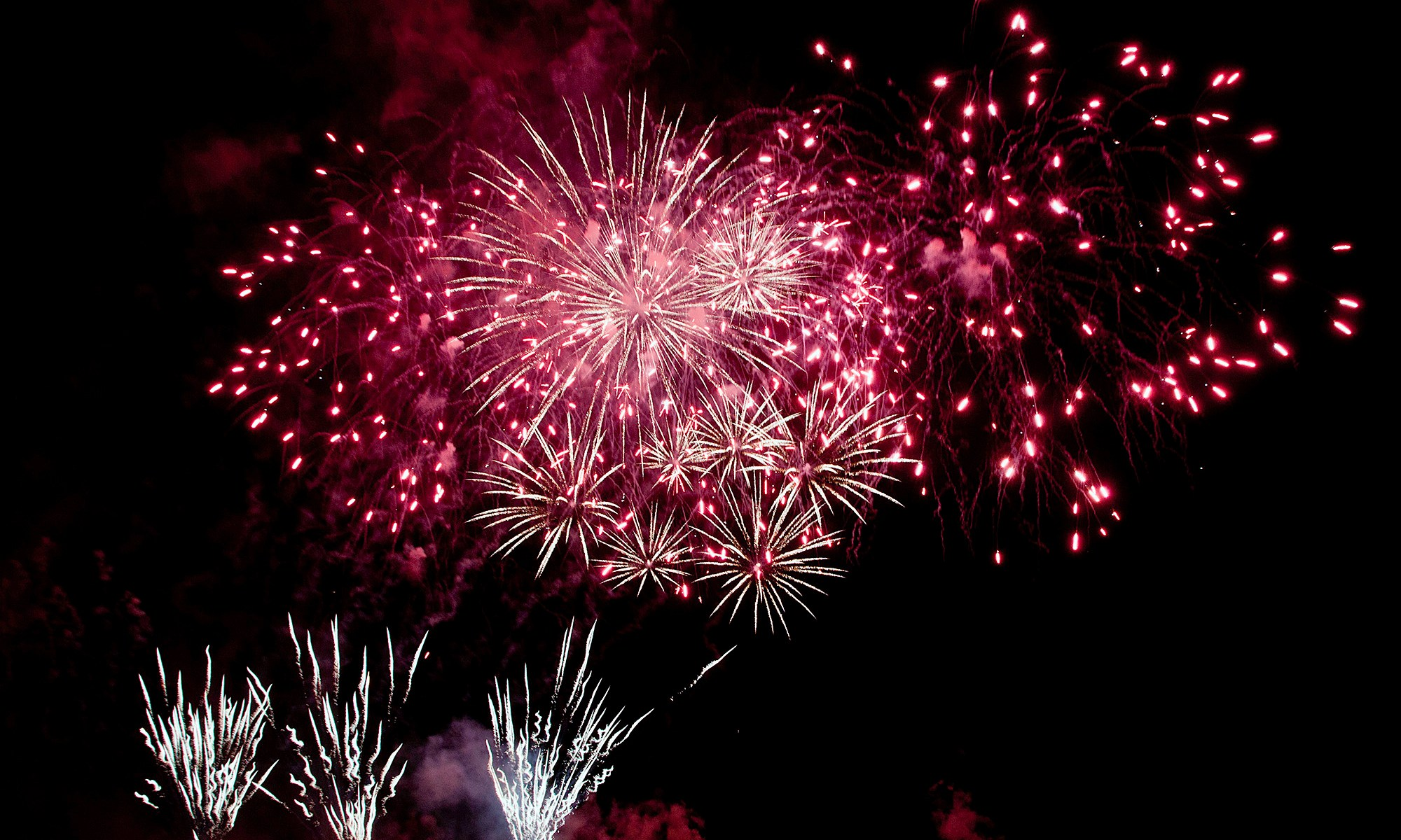 Blackpool Fireworks Competition 2010