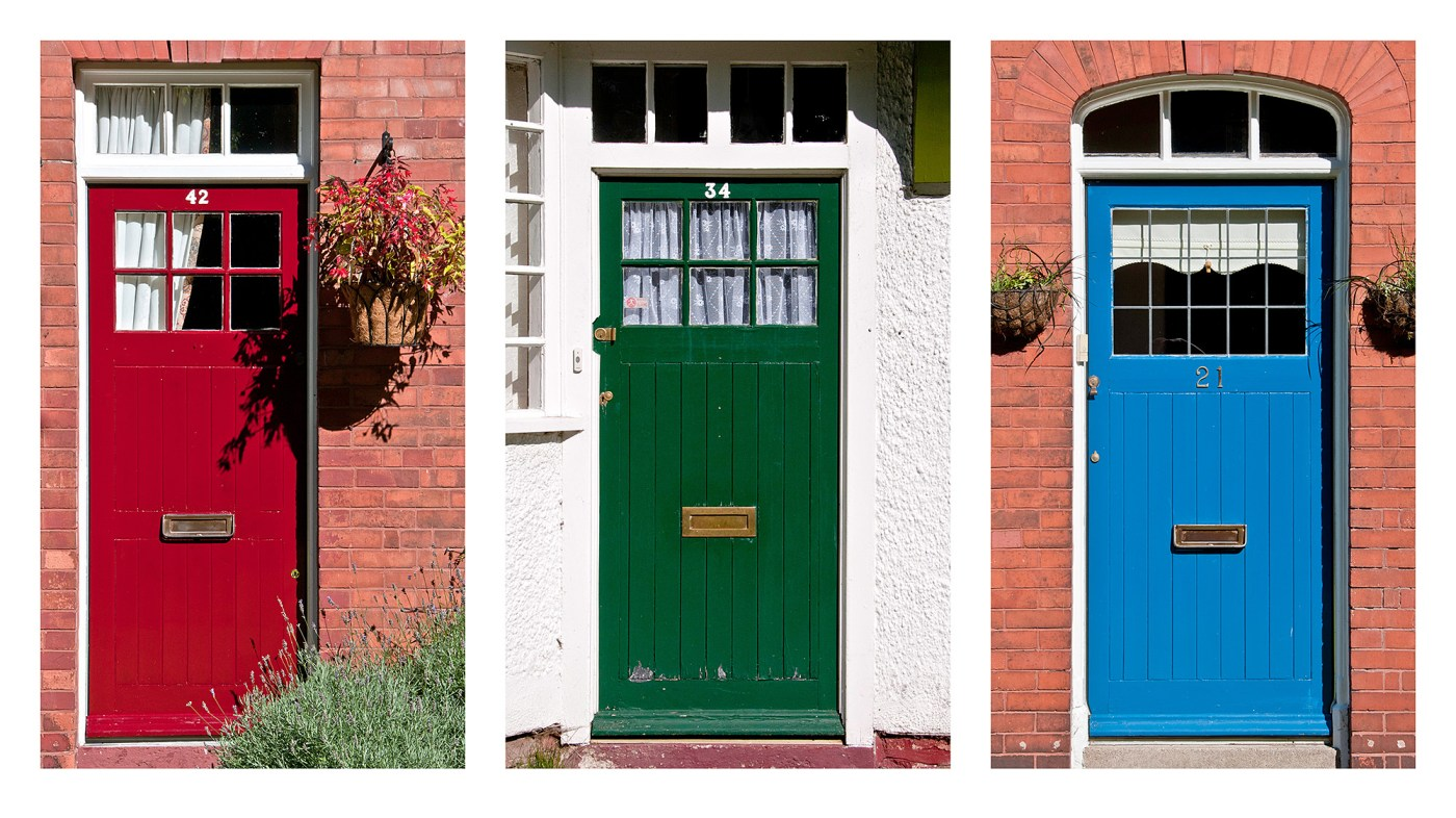 Doorways of Port Sunlight