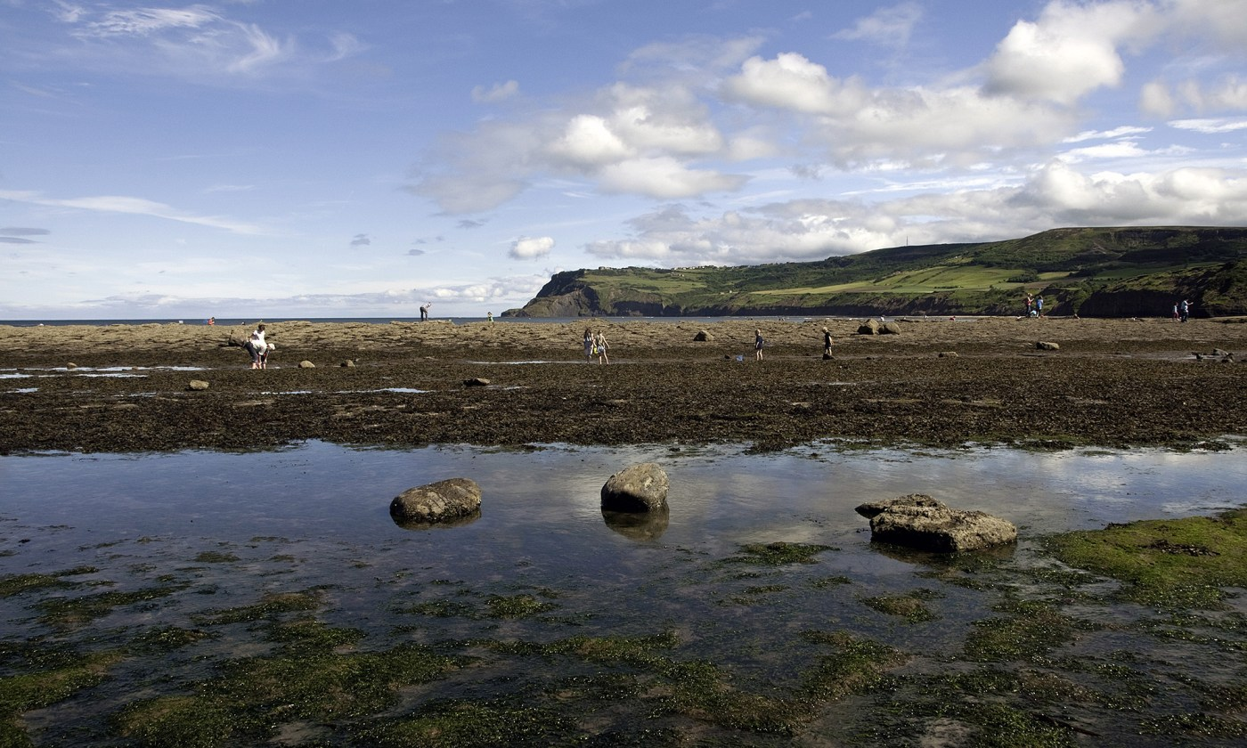 Robin Hood's Bay Beach