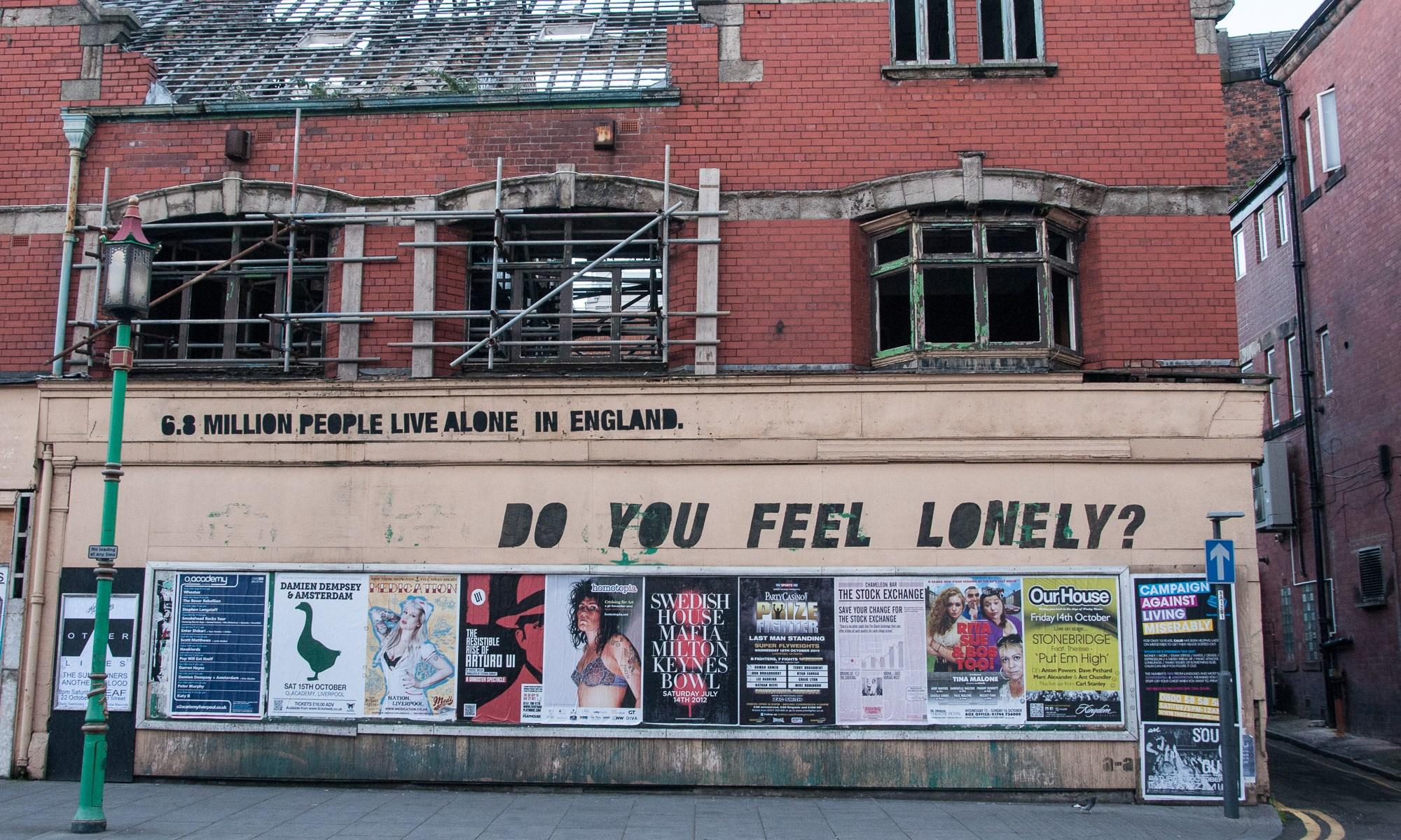 Do you feel lonely?