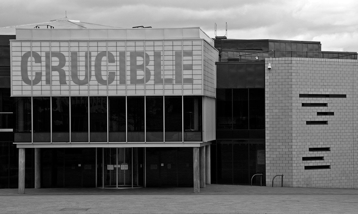Crucible Theatre in Sheffield