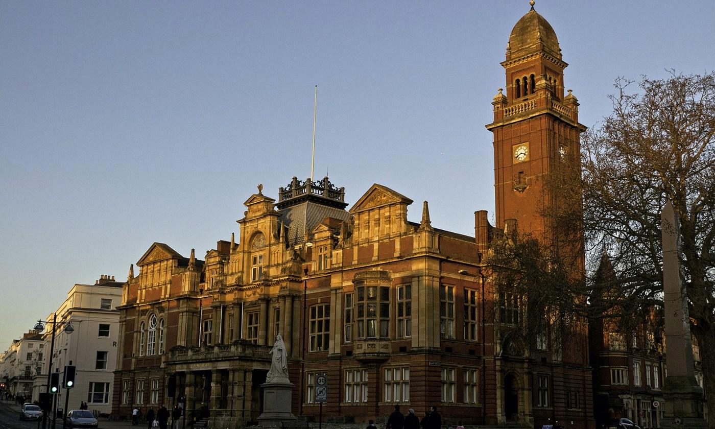 Royal Leamington Spa Town Hall