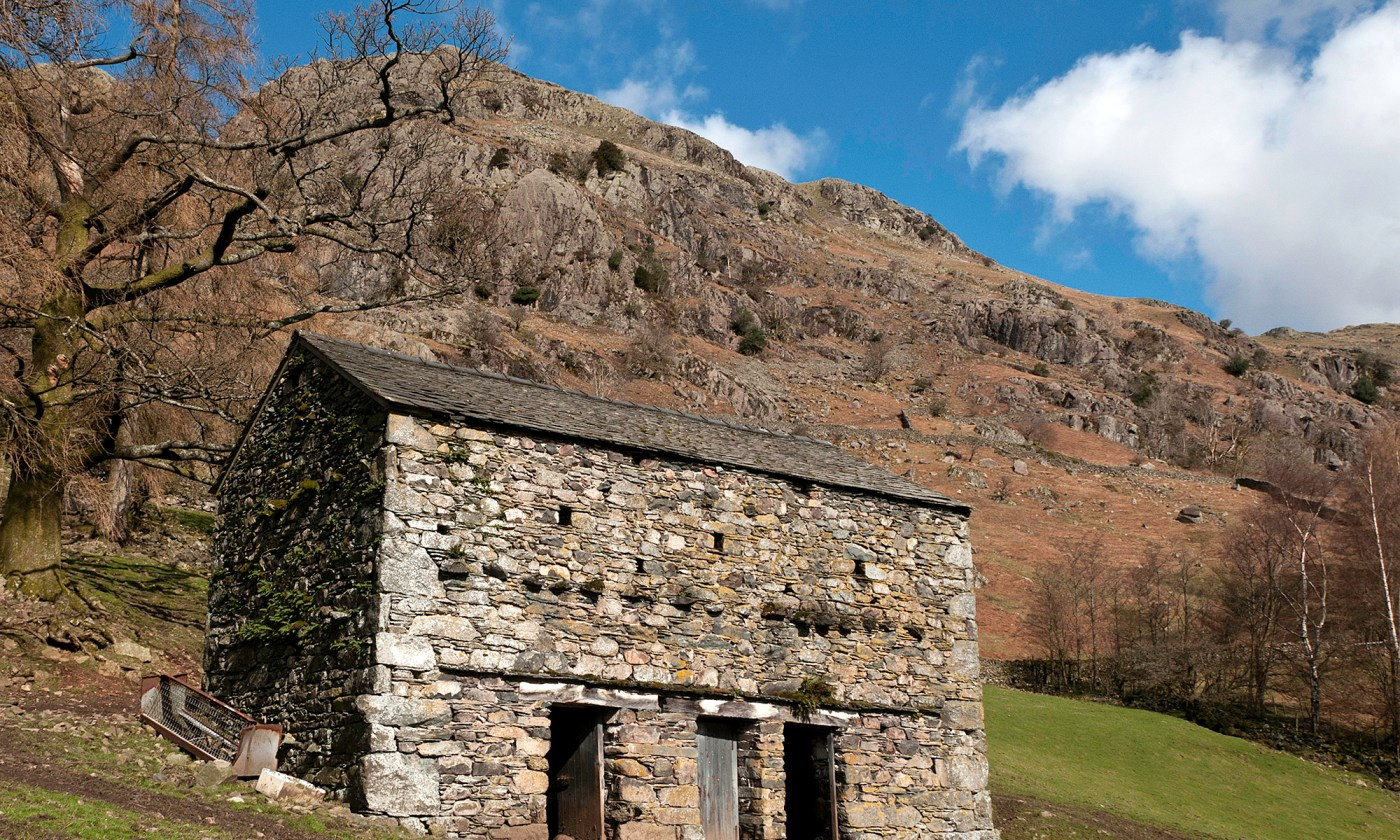 Barn in Millbeck, Great Langdale