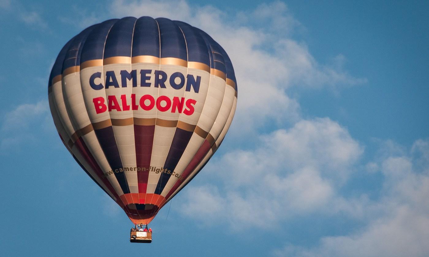 Cameron Hot Air Balloon