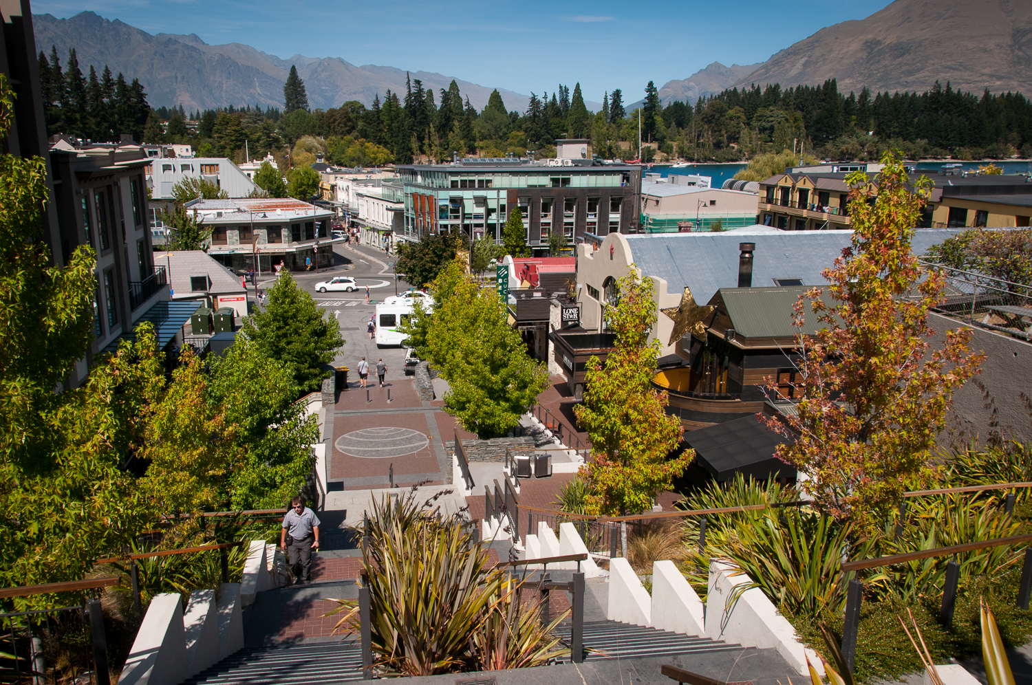 Brecon Street - Queenstown