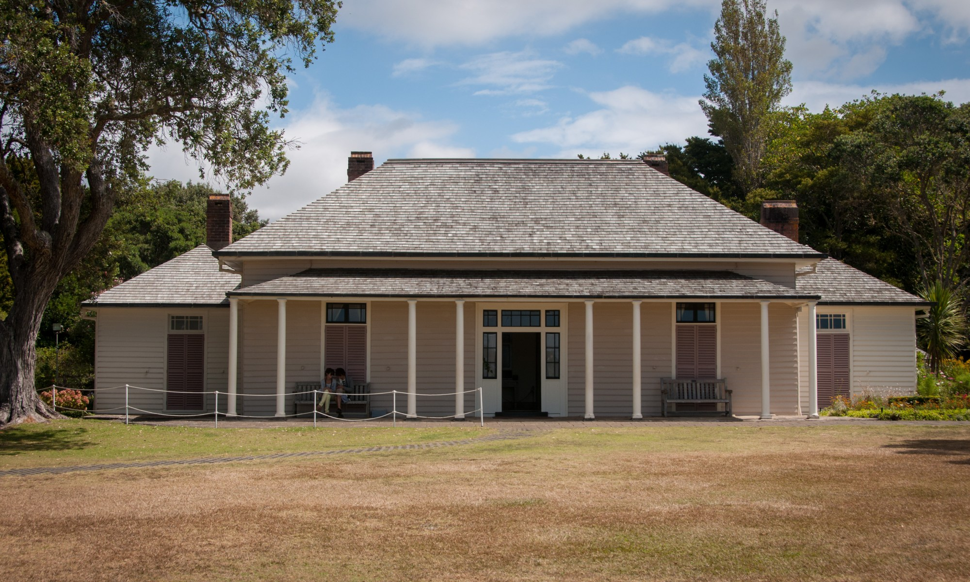 The Treaty House