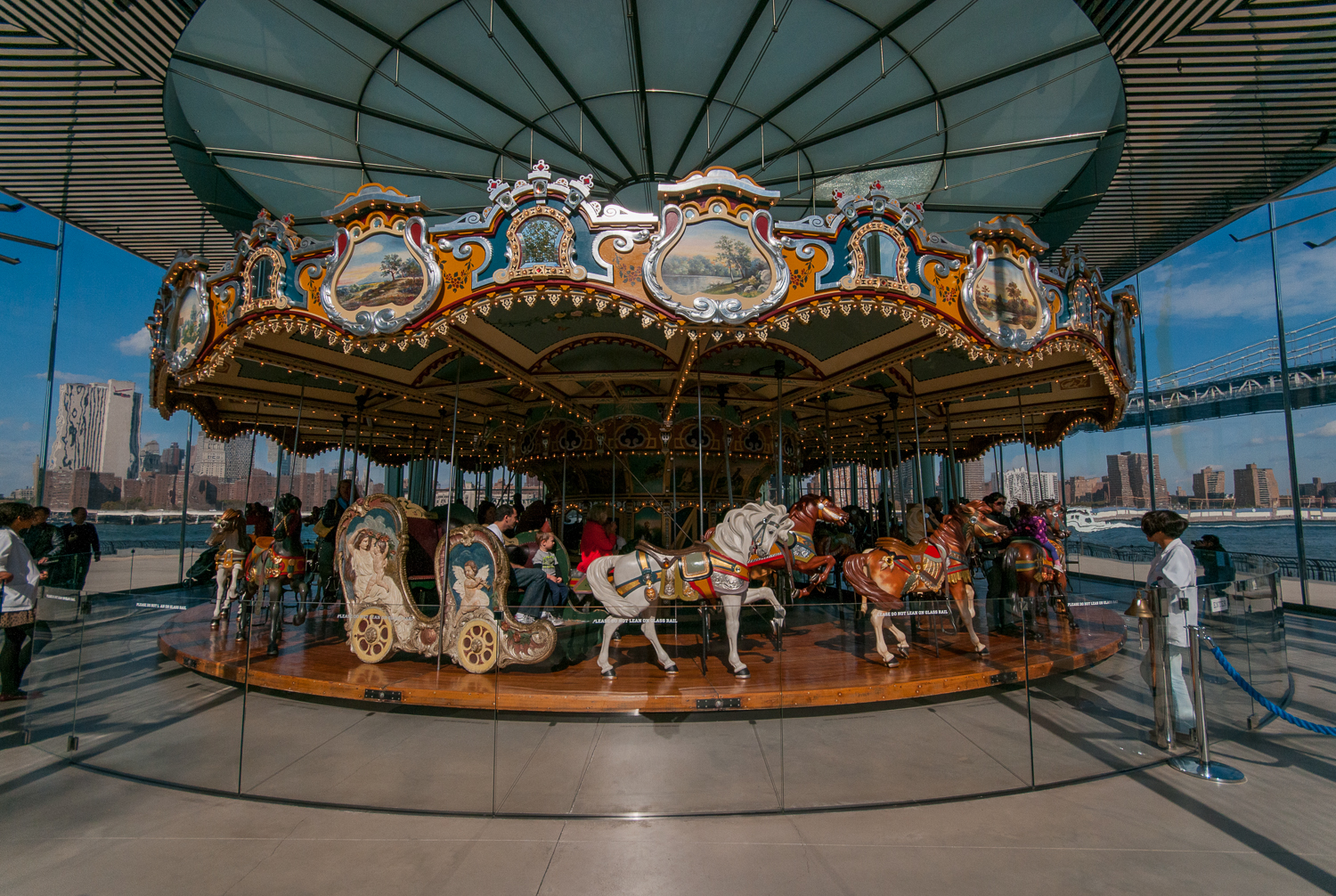 Jane's Carousel Brooklyn