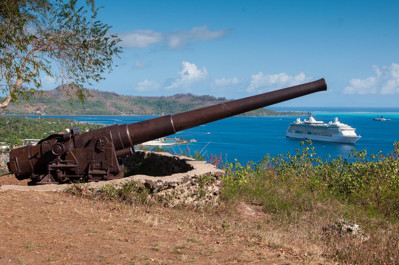 Bora Bora canon