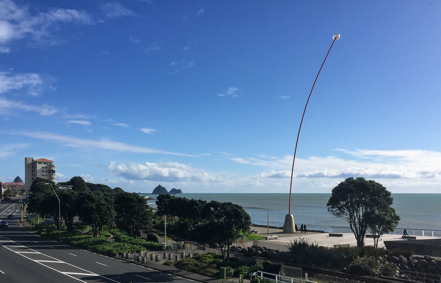 The Wind Wand, New Plymouth