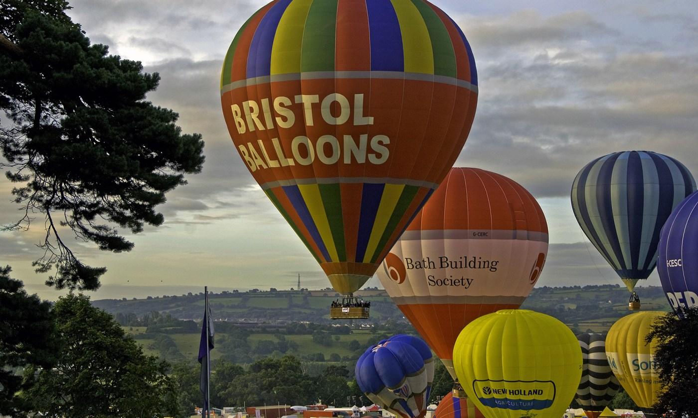 Bristol Balloon Fiesta 2008