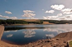 Errwood Reservoir Peak District