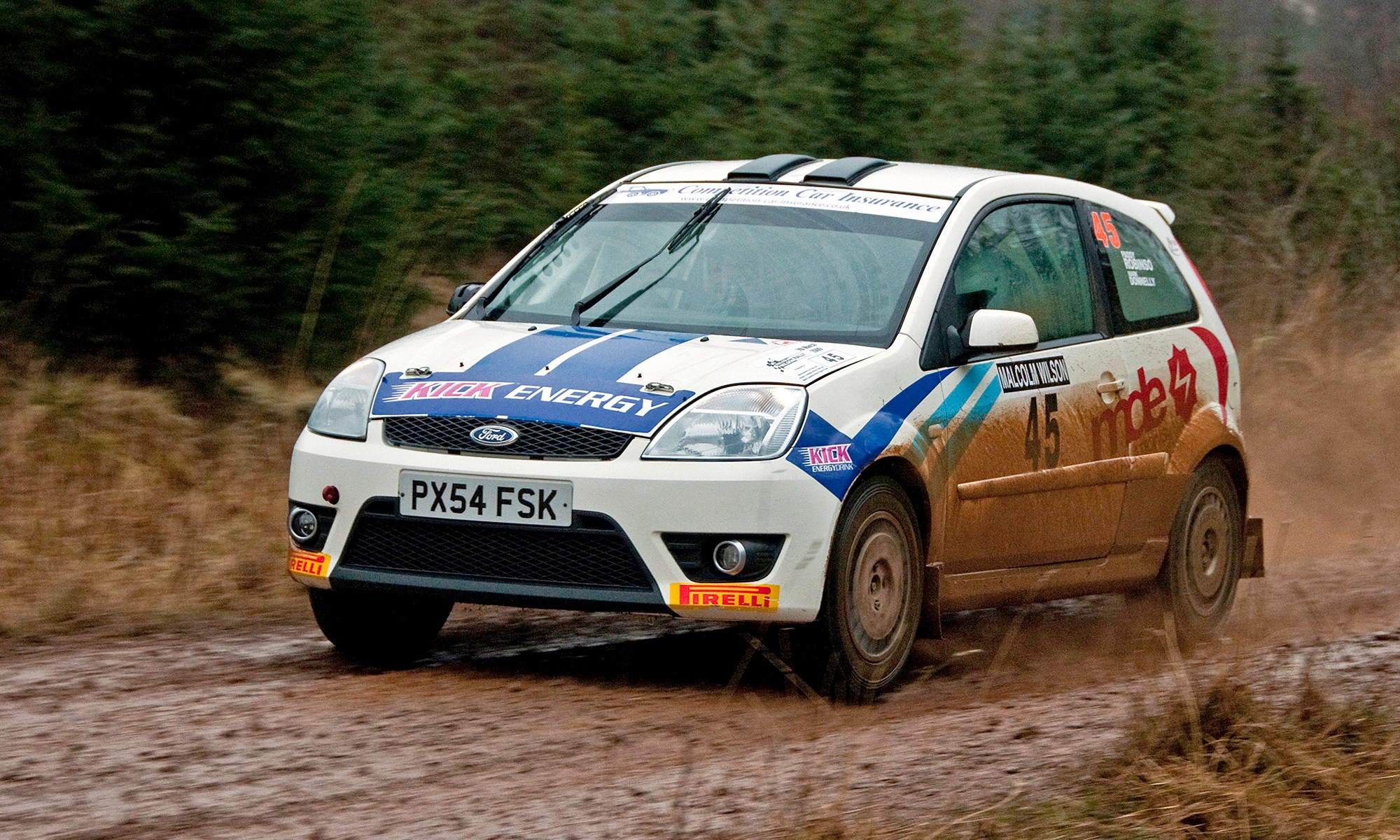 Ford Fiesta ST Off Road