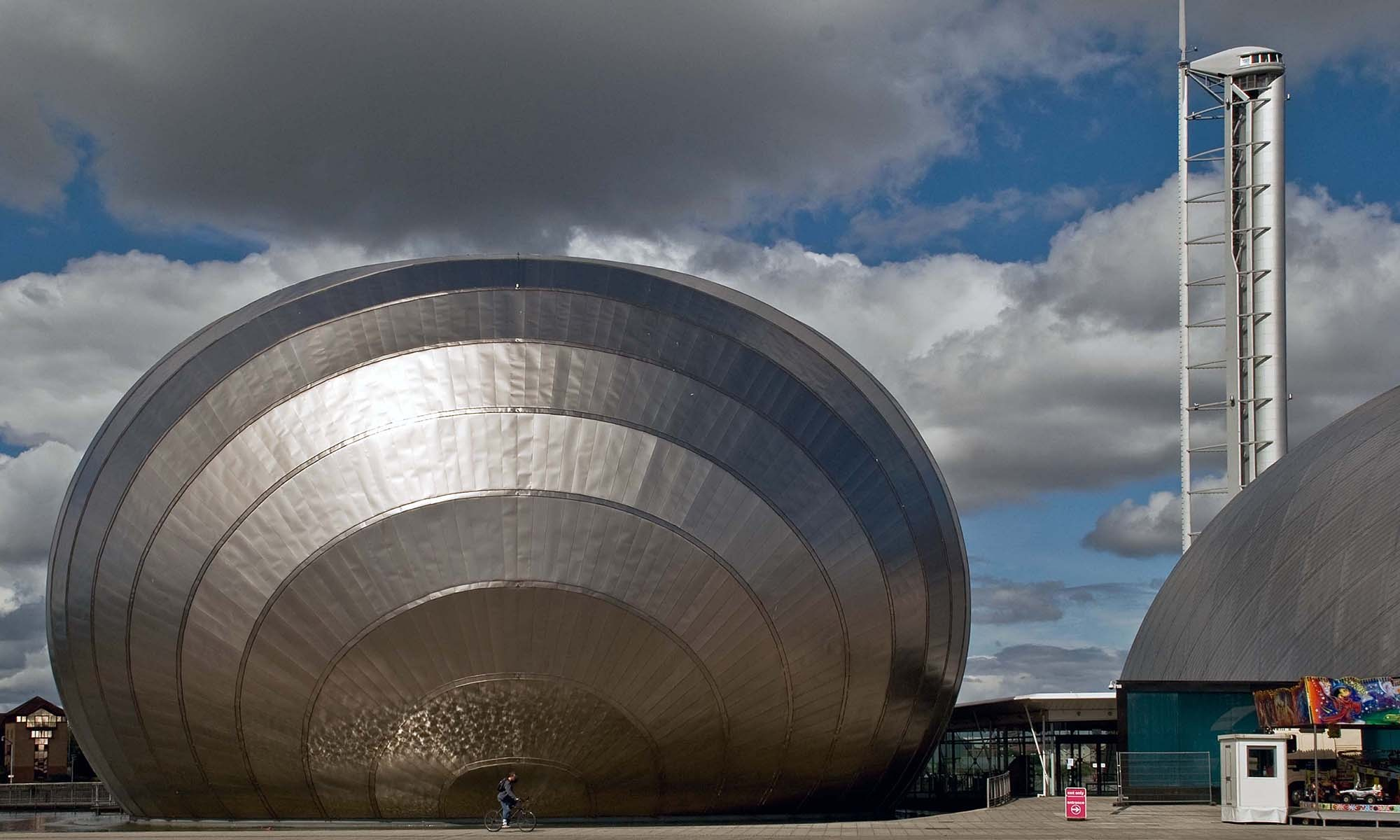 Glasgow IMAX and Tower