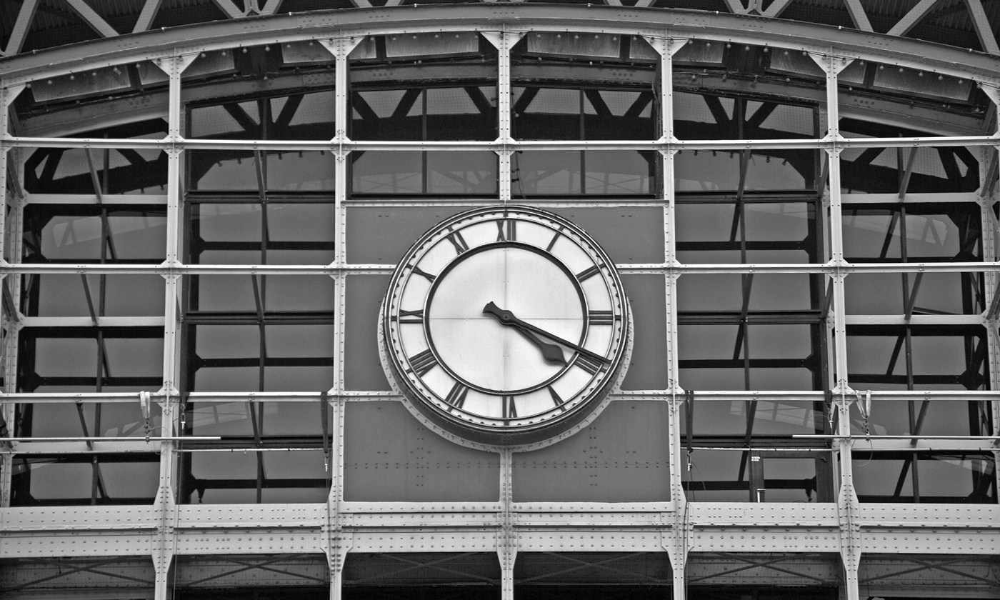 GMEX Clock Detail, Manchester
