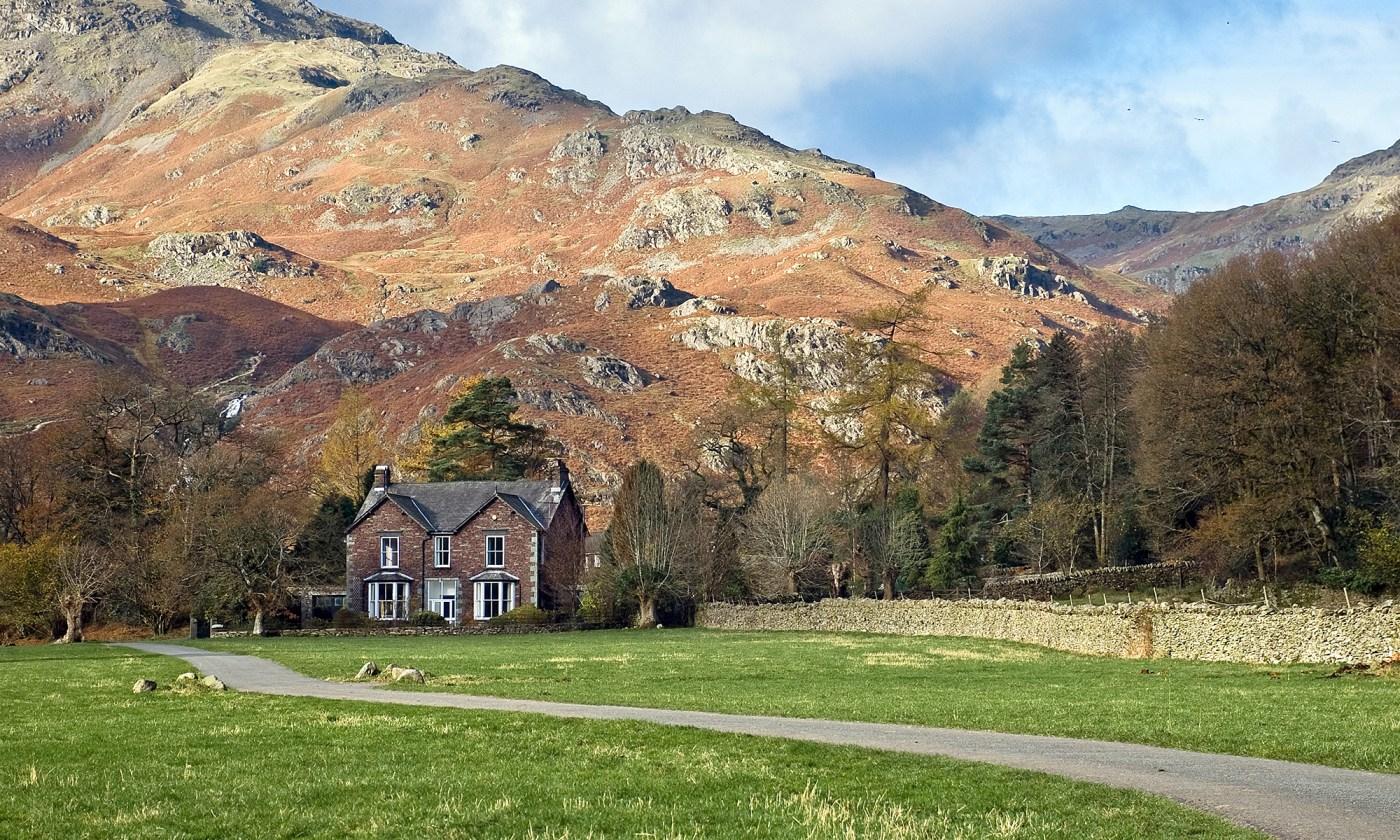 House near Grassmere, Lake District