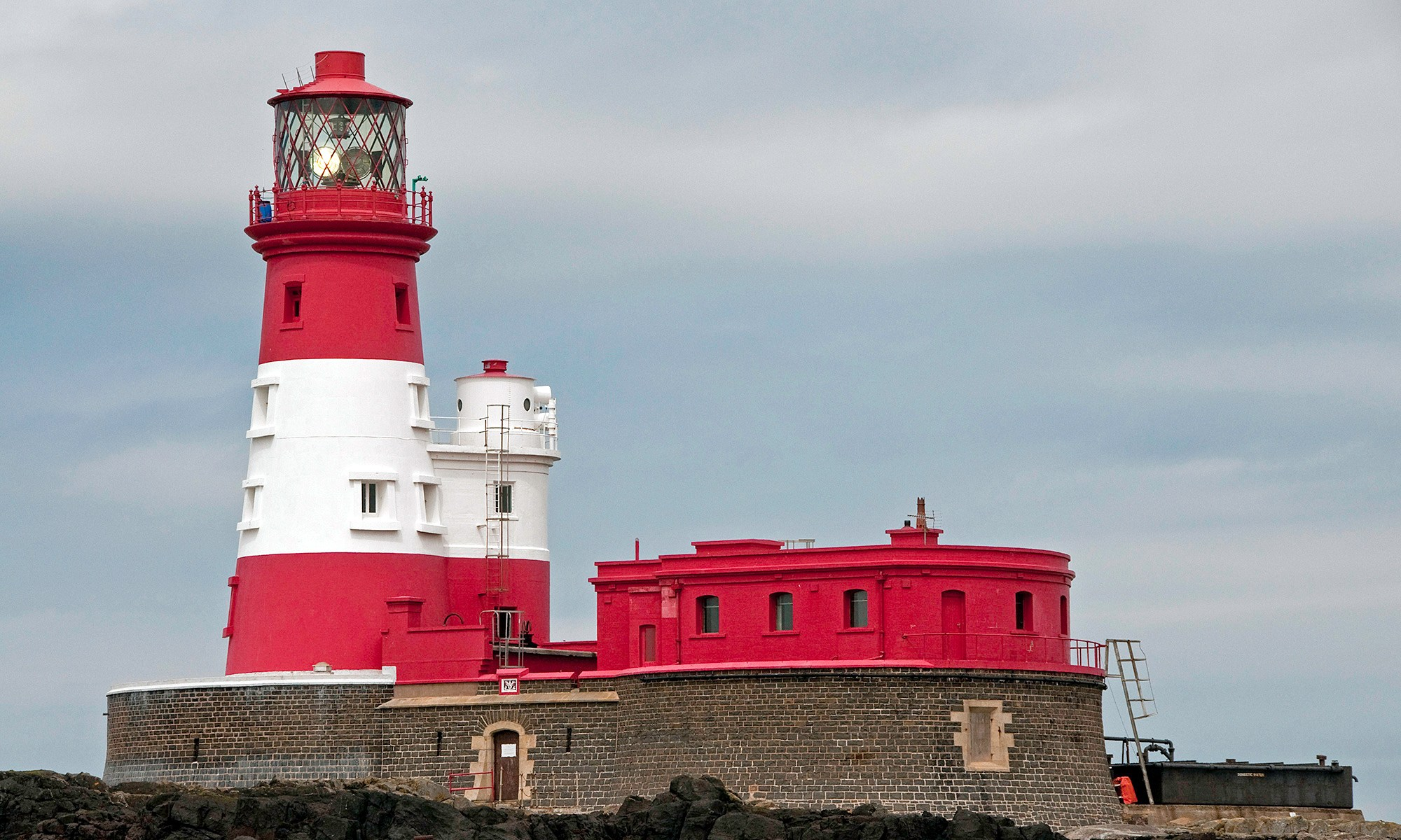Inner Farne Lighthouse, Northumberland