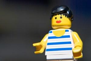 Lego Lady