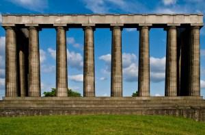 National Monument Edinburgh