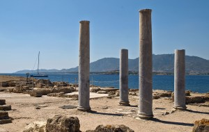 Archaeological site of Nora, Sardinia