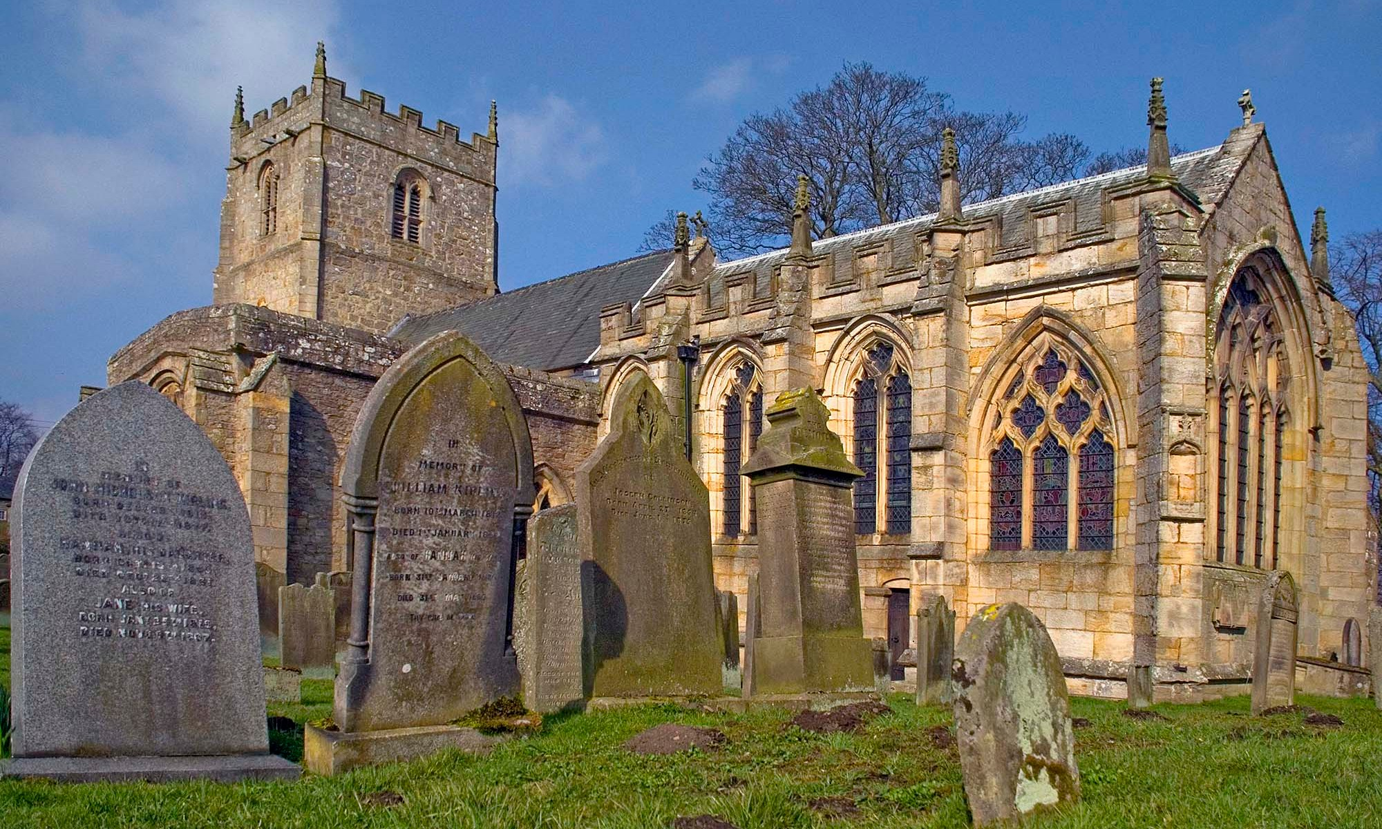 Romaldkirk Parish Church, Teesdale