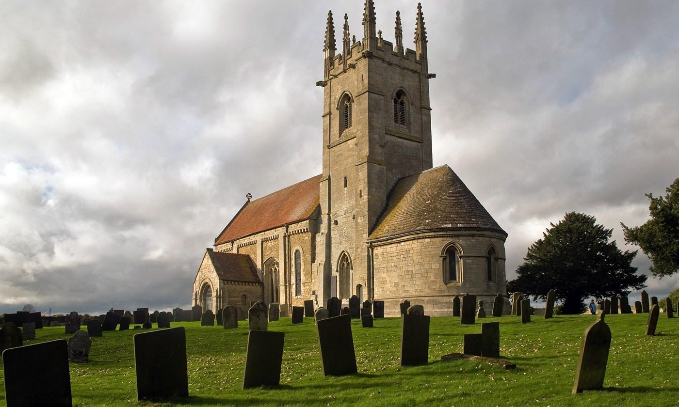 St. Andrew Church, Sempringham, Lincolnshire