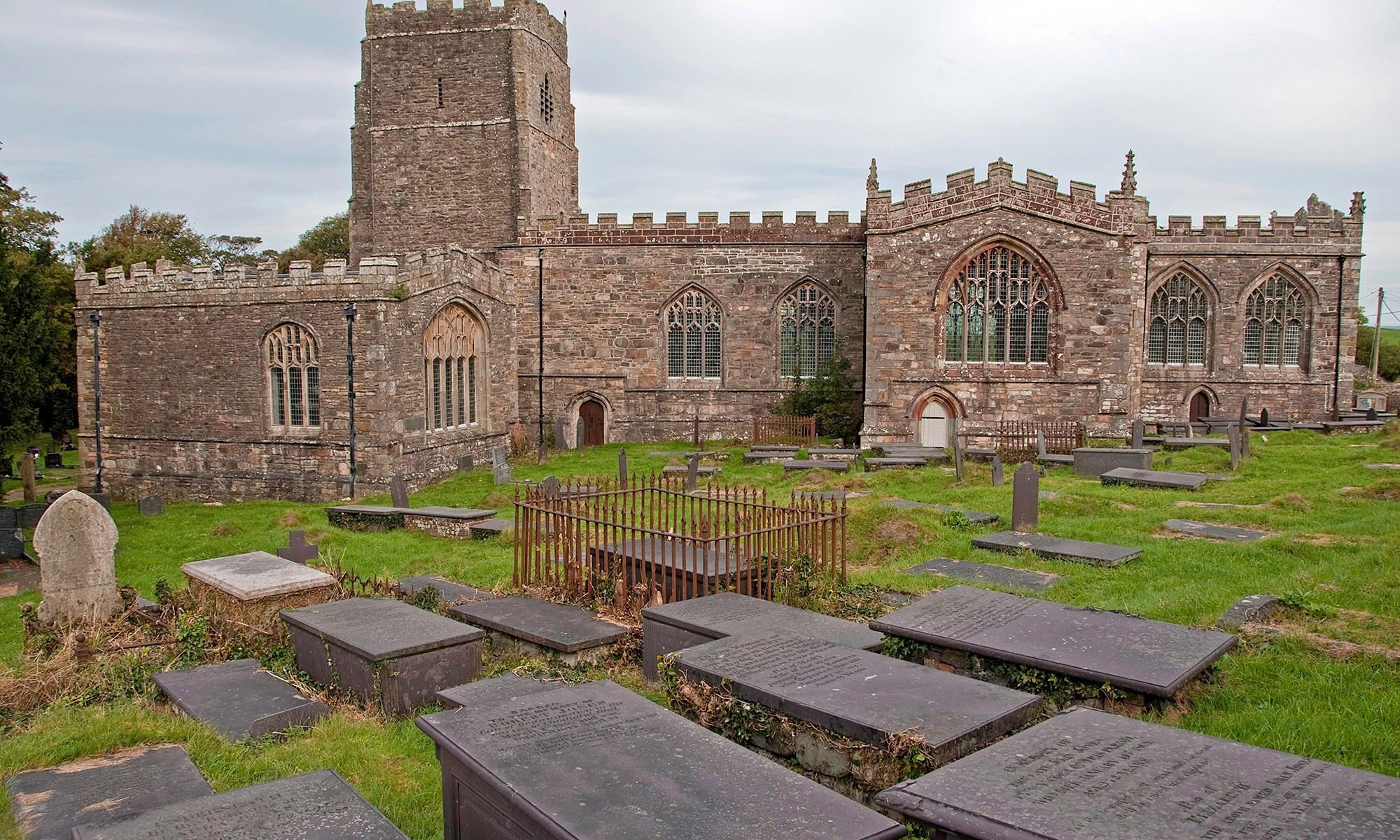 St. Beuno's Church, Penmorfa, Wales
