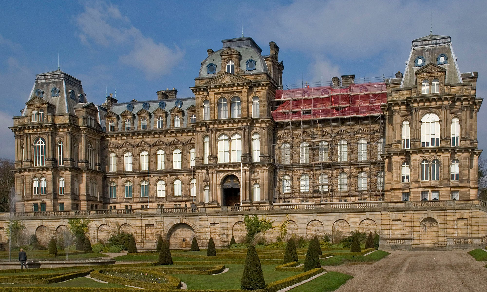 The Bowes Museum, Teesdale, County Durham