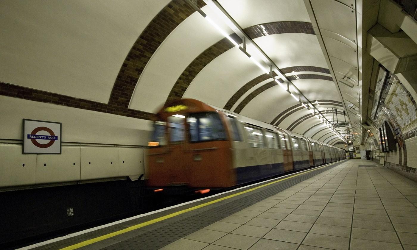 Tube Train - London Underground