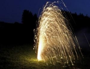 Volcano Firework