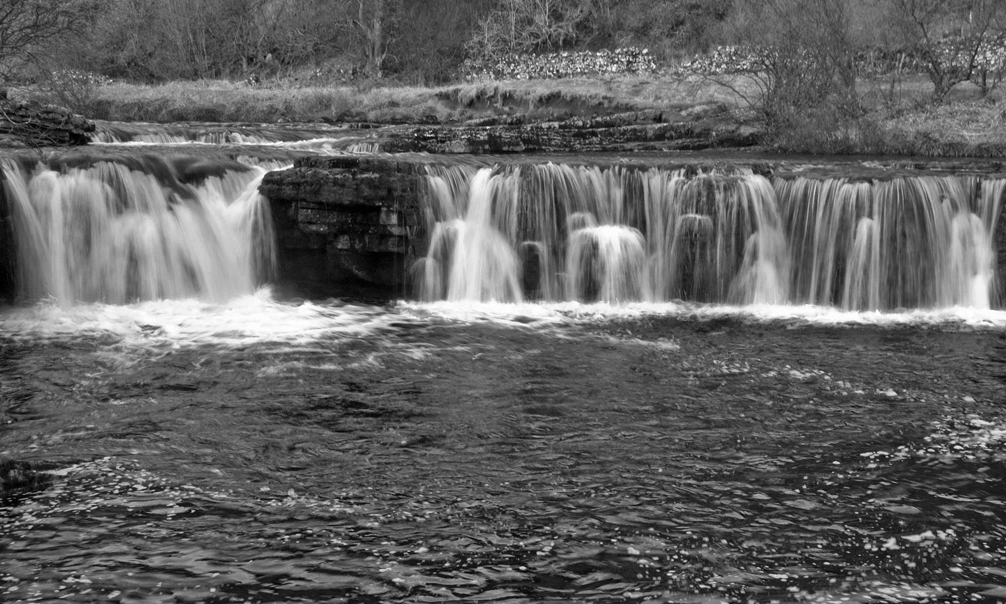 Wainwath Falls, Swaledale, Yorkshire Dales
