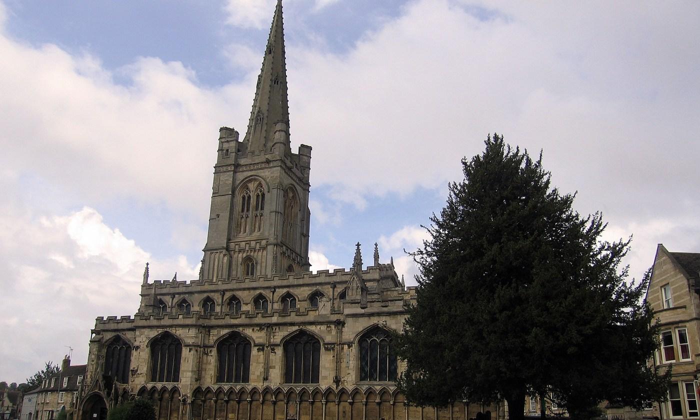 All Saints Church - Stamford, Lincolnshire