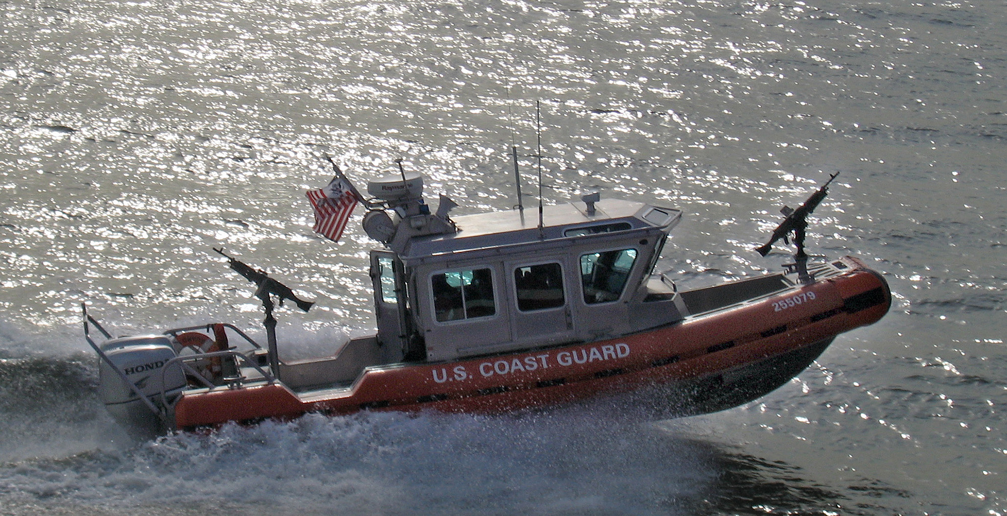 U.S. Coast Guard, New York