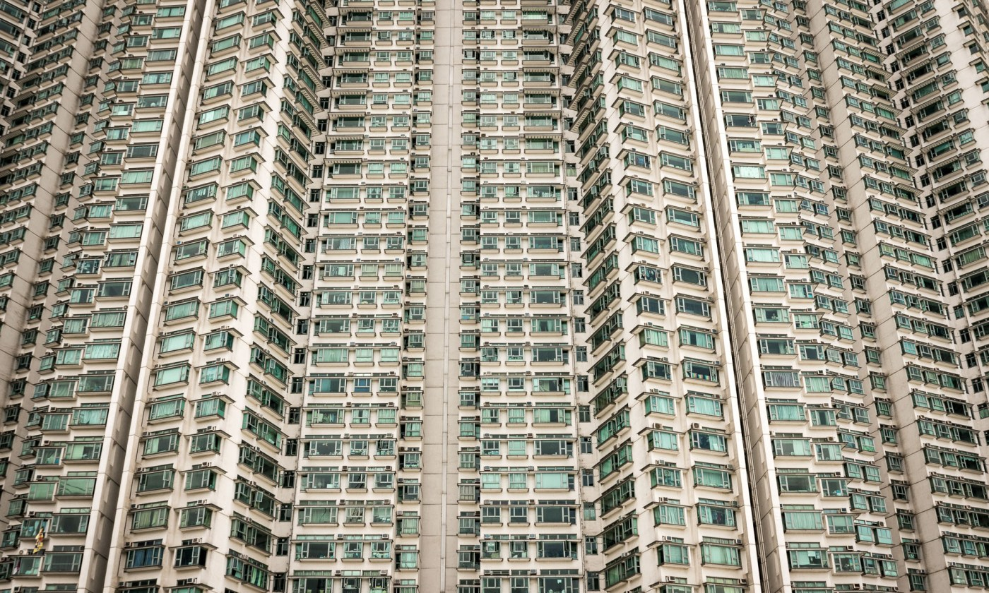 Tung Chunga Crescent Apartments Pattern
