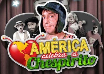 América Celebra a Chespirito