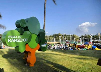 Parque do Rangedor São Luís MA
