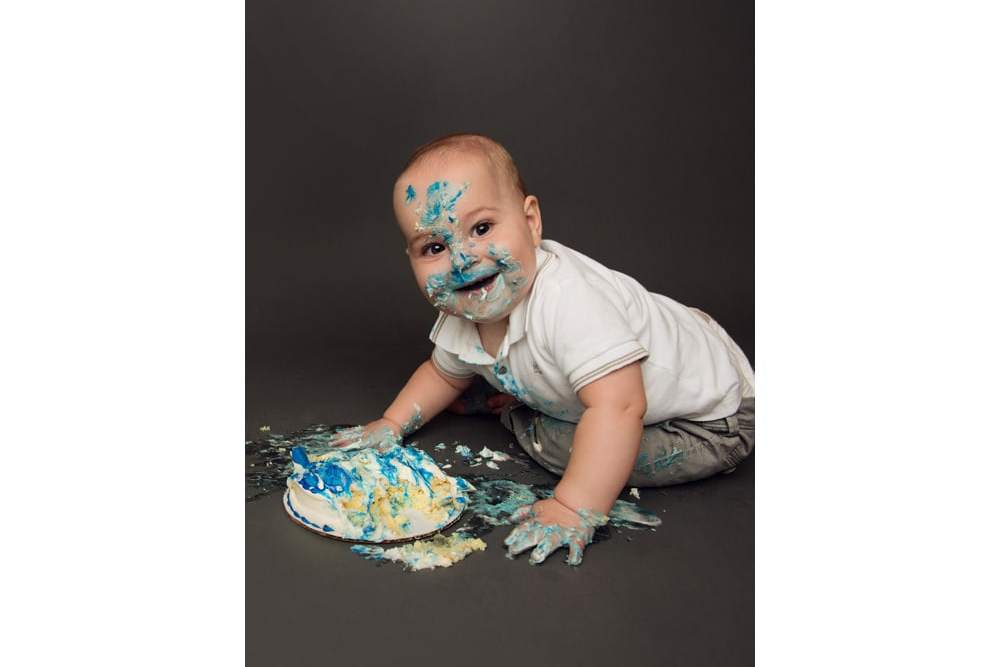 Cake smash,